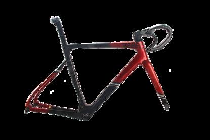 ROAD Rebel frameset aero bike