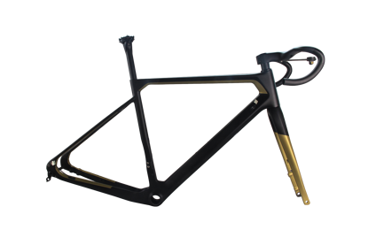 Rebel Scout frameset gravel bike