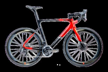 ROAD Rebel aero bike